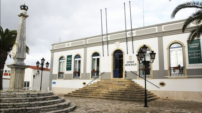 Câmara de Castro Verde avança com medidas de apoio à população, IPSS's e empresas