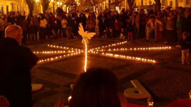 Beja: Manifestação Pública pela Paz