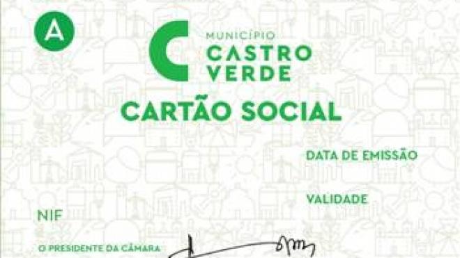 Município de Castro Verde investe na Área Social