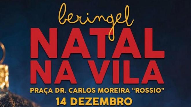 Beringel recebe Natal na Vila