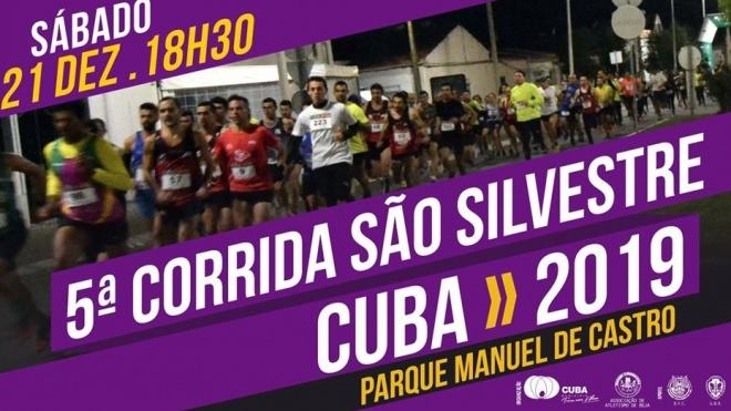 Último dia de inscrições para Corrida de S. Silvestre da vila de Cuba