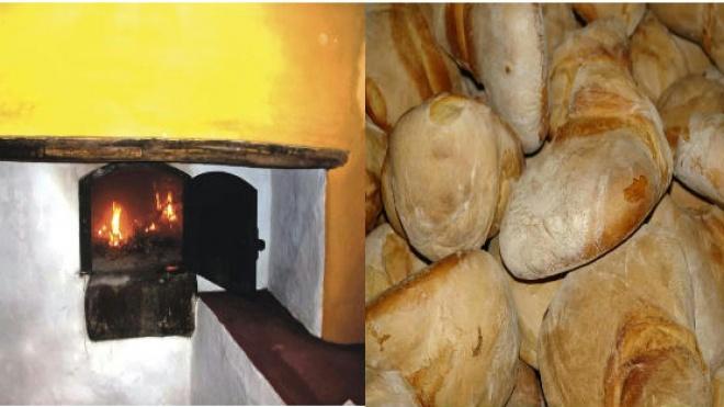 No Forno da Ti Bia Gadelha em Beja já se sente o cheiro a pão fresco
