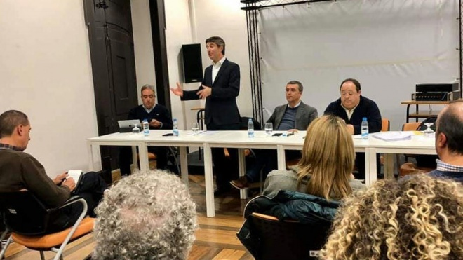 PS do distrito começa 2020 com processo eleitoral interno