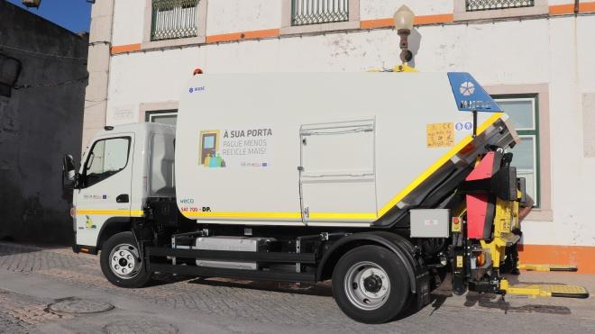 RESIALENTEJO: Sistema de Recolha de Resíduos Porta-a-Porta