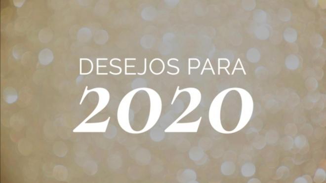 Desejos dos bejenses para 2020