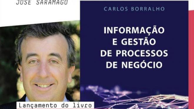 """Apresentação do livro """"Informação e gestão de processos de negócio"""""""