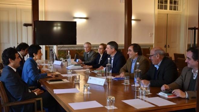 FENAREG apresentou prioridades do regadio à ministra da Agricultura