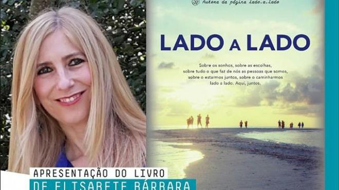 """Biblioteca de Beja recebe apresentação do livro """"Lado a Lado"""""""