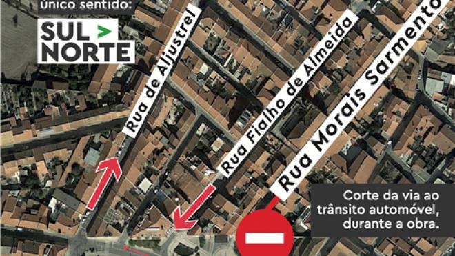 Castro Verde prepara obras na Rua Morais Sarmento