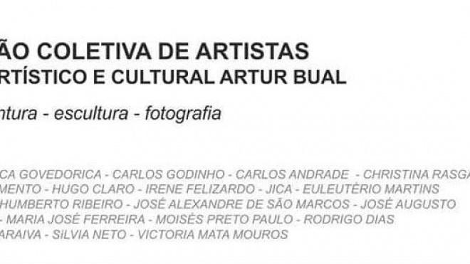 Círculo Artístico e Cultural Artur Bual inaugura exposição coletiva em Aljustrel