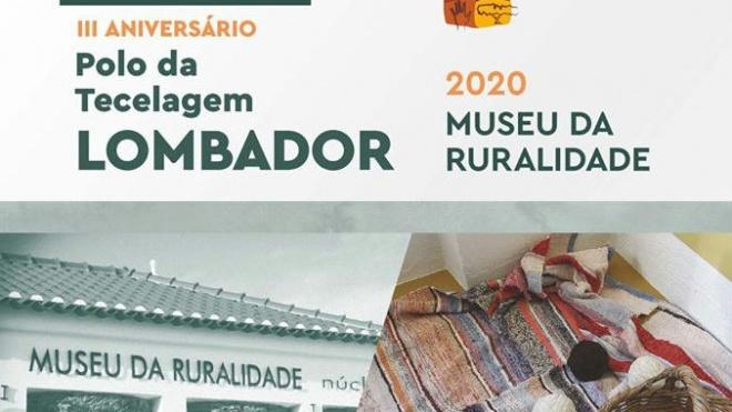 Polo da Tecelagem do Lombador celebra 3º ano de atividades