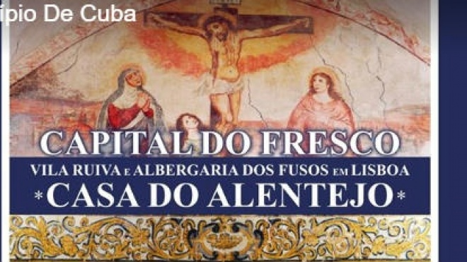 Vila Ruiva e Albergaria dos Fusos na Casa do Alentejo em Lisboa