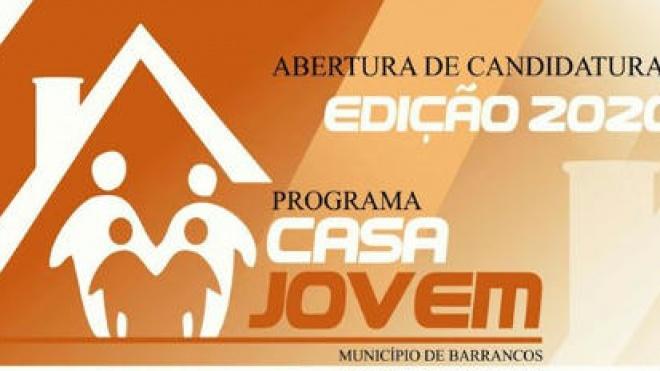 Barrancos com candidaturas abertas para o programa Casa Jovem