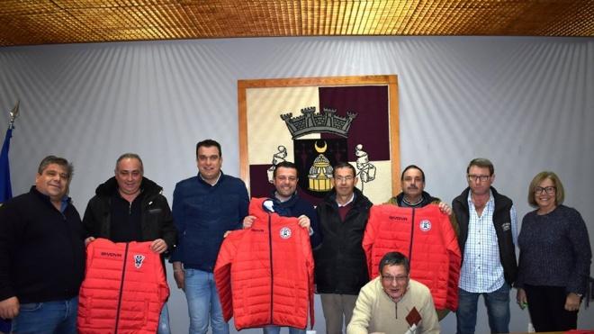 Aljustrel: Autarquia ofereceu equipamentos desportivos