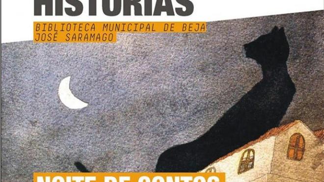 Biblioteca de Beja: recebe noite de contos com Miguel Horta