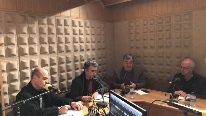 João Dias convidado do programa Factos e Opiniões