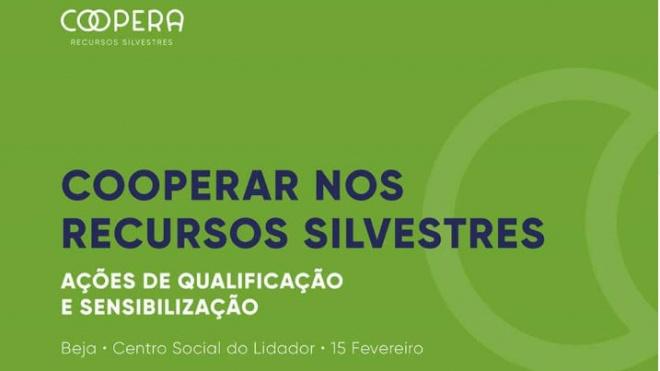 Centro Social do Lidador recebe hoje sessão sobre recursos silvestres