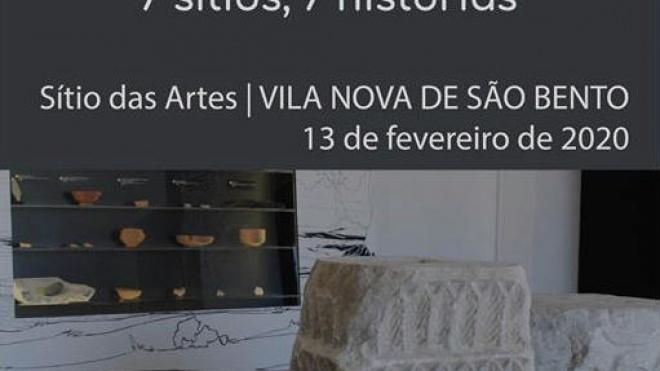 """""""Arqueologia nas Freguesias: 7 sítios, 7 histórias"""" em Vila Nova de S. Bento"""