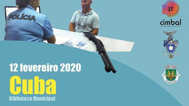 Balcão de Atendimento Não Permanente da PSP em Cuba