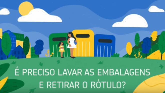 """Sociedade Ponto Verde lançou """"Manifesto da Reciclagem"""""""