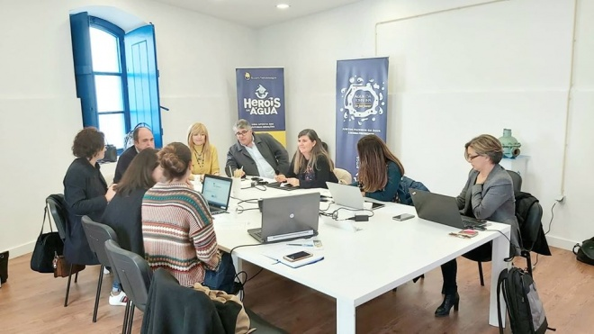 EMAS recebeu reunião da APDA sobre alterações climáticas