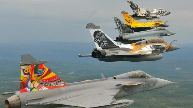 NATO Tiger Meet adiado para 2021