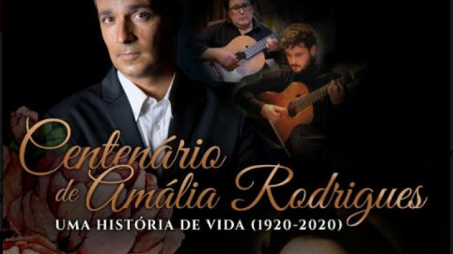 Centenário Amália Rodrigues – Uma história de vida hoje no Pax Julia