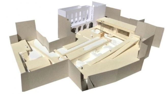 Câmara de Beja apresenta hoje projeto do Sítio do Fórum Romano