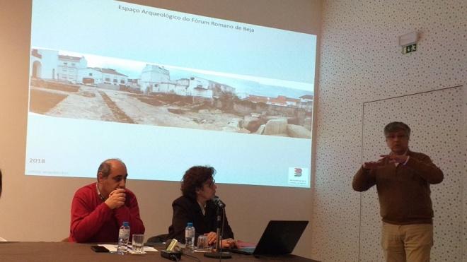 """Projeto Sítio do Fórum Romano de Beja: """"devolve o espaço à cidade"""""""