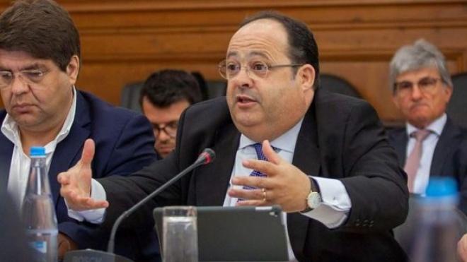 """Pedro do Carmo: """"OE para 2021 afeta de forma positiva a região"""""""
