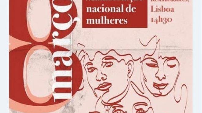 MDM comemora Dia Internacional da Mulher