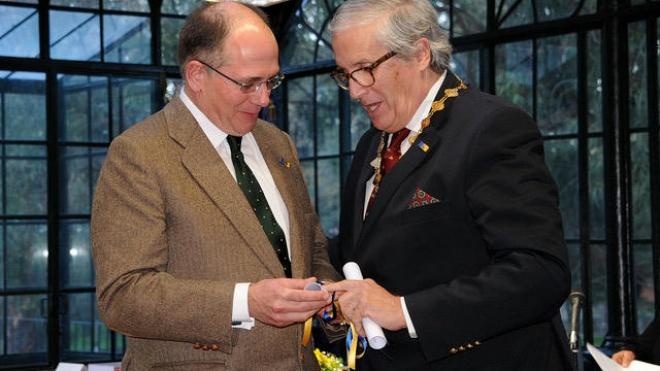 José António Falcão recebe Medalha Martim Soares Moreno
