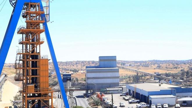 Somincor suspendeu projecto de expansão de zinco