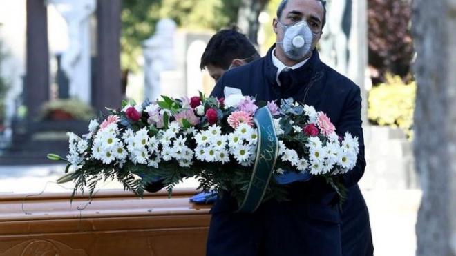 """Agentes funerários com """"cuidados redobrados"""" com o covid-19"""