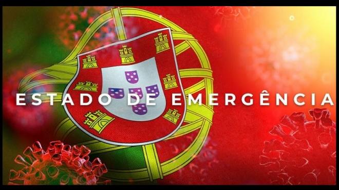 Portugal continental: Estado de Emergência prorrogado até 30 de janeiro