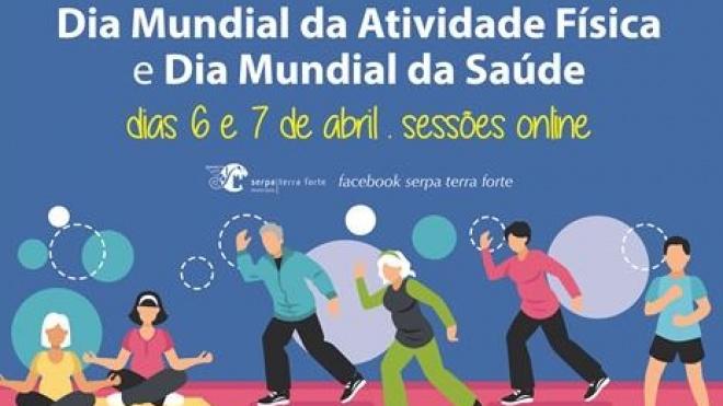 Câmara de Serpa dinamiza aulas online de atividade física