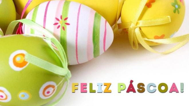 A celebração da Páscoa