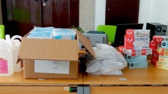 Município de Vidigueira distribui EPI's a instituições do concelho