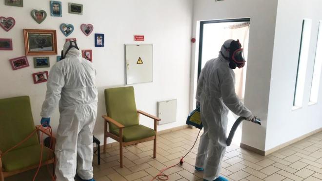 Moura: desinfecções nos lares do concelho