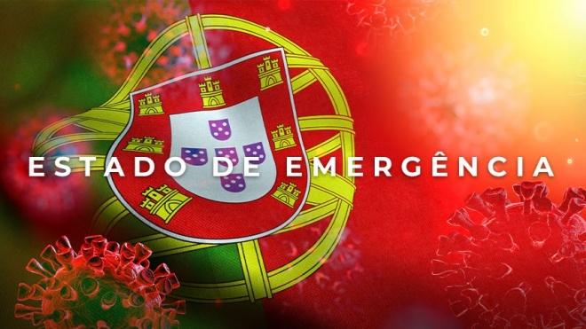 Aprovada renovação do Estado de Emergência em Portugal