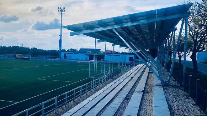 Campos de Jogos de Cuba alvo de obras de requalificação