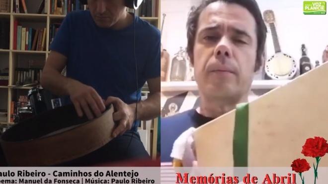 Paulo Ribeiro canta Manuel da Fonseca