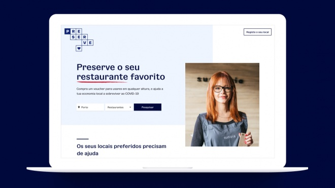 Plataforma Preserve ajuda comerciantes que pararam atividade