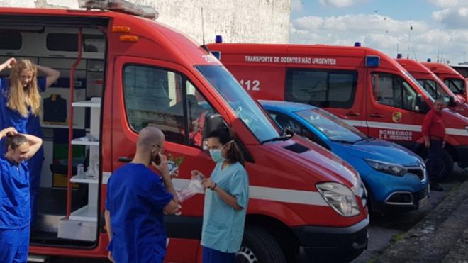 Programa de Testagem Preventivo em Lares do Baixo Alentejo já começou