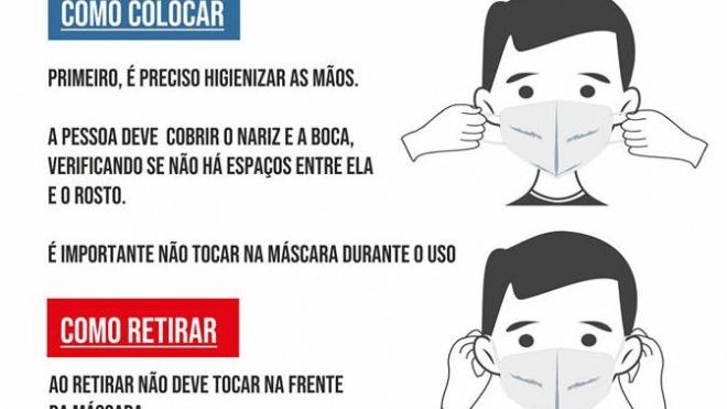 Alvito: município distribui máscaras pela população