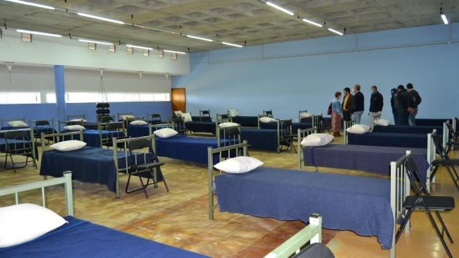Cuba tem preparada Base de Apoio para operacionais de socorro