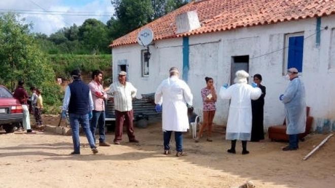 Vidigueira: acção sanitária e de sensibilização junto da comunidade de etnia cigana