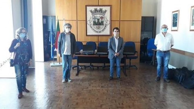 SOMINCOR cedeu computadores aos alunos de Castro de Verde