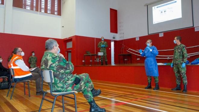 Moura recebe sessões de sensibilização de limpeza e higienização de superfícies