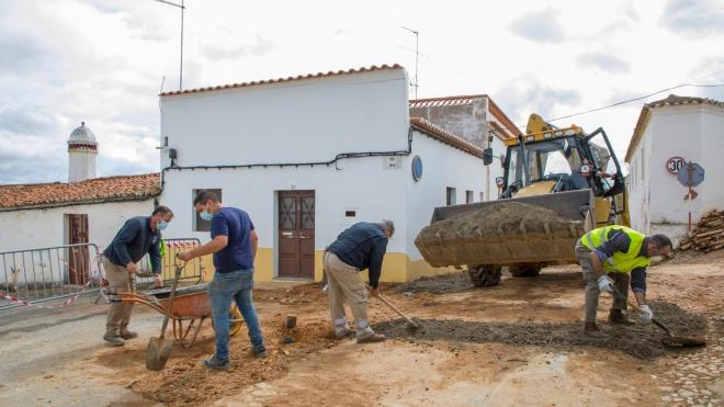 Câmara Municipal de Moura fez intervenção na rede de água